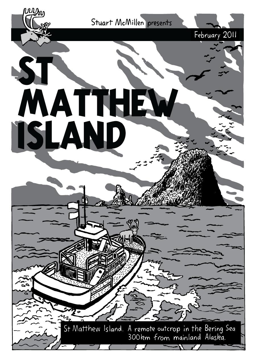 St Matthew Island cover