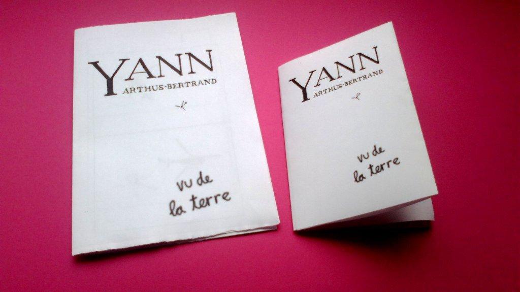 Yann Arthus-Bertrand vu de la terre