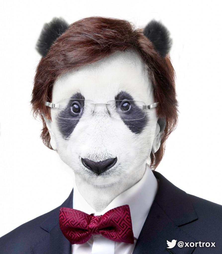 panda-rupo