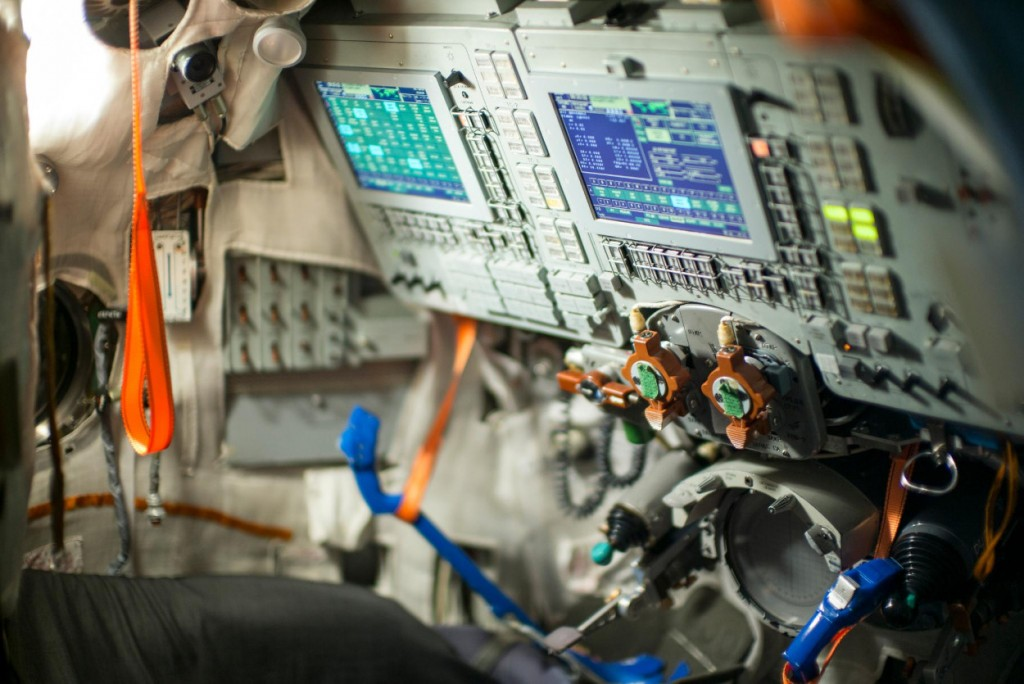 Soyuz Cockpit