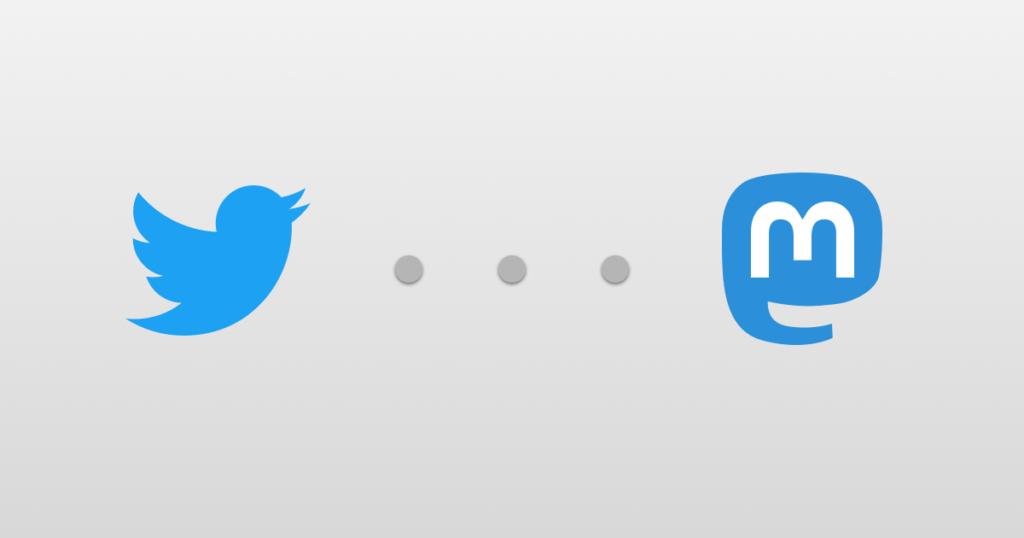 Twitter to Mastodon